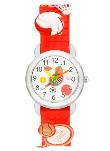 Polo55 Saat Kırmızı